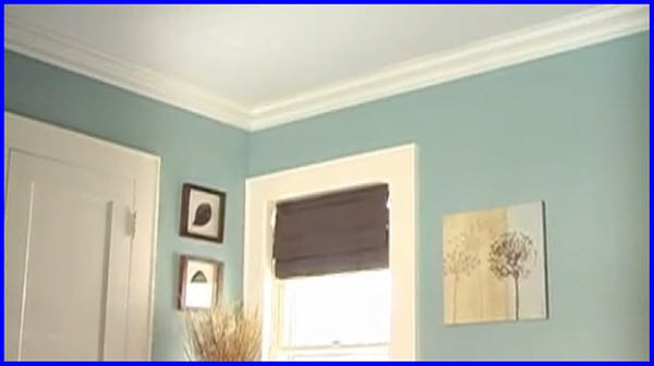 Paint Grade Crown Moulding