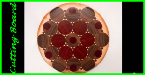 How To Make A Glue In Dowel Cutting Board
