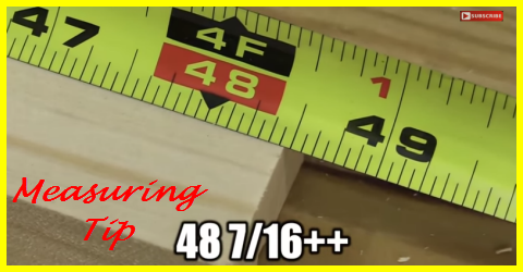 Measuring Tip