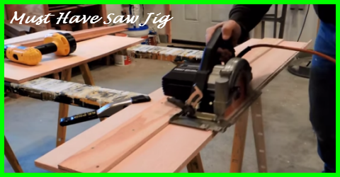 Must Have Circular Saw Jig