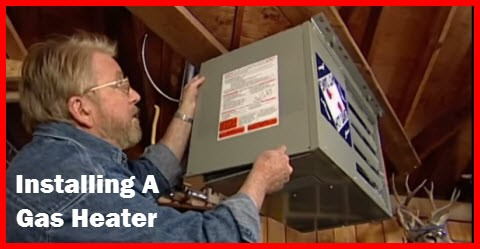 How To Install A Gas Heater In Your Garage Gotta Go Do