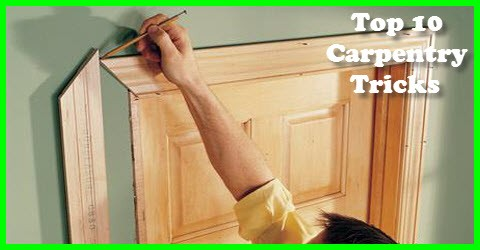 finish carpentry tricks and tips
