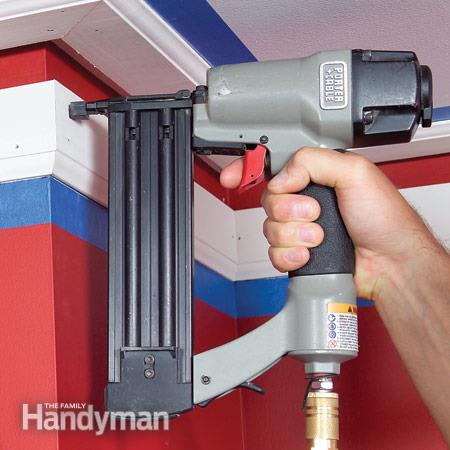 The Brad Nail Gun - In The Top 10 Tolls To Buy List