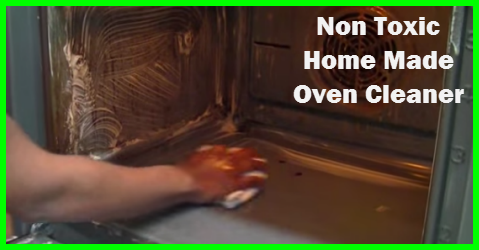Non Toxic Home Made Oven Cleaner That Really Works Gotta