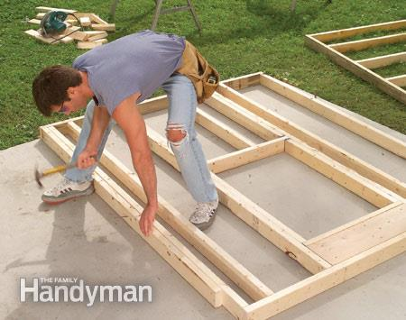 This framing material formula makes it easy to estimate framing material and order framing materials