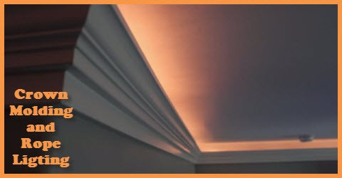 lighting crown molding. A Design Insight - Crown Molding With LED Lighting