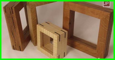how to make a spline mitered picture frame - Do It Yourself Picture Frames