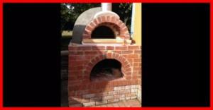 back yard pizza / baking oven