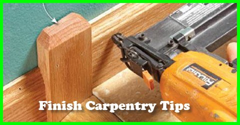 carpentry tips and tricks 1