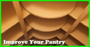 Lazy-Susan-pantry corner improvement