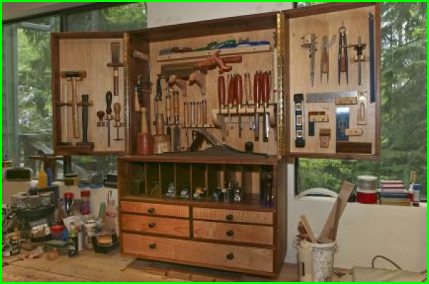 You Can Become A Millionaire: How To Make A Furniture Makers Tool ...