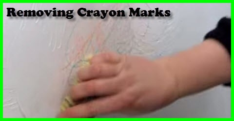 How to remove crayon stains on walls gotta go do it yourself gotta go do it yourself - Remove crayon walls ...