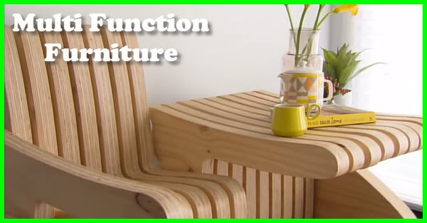 Multi Function Furniture take a look at this multi function piece of furniture - gotta go
