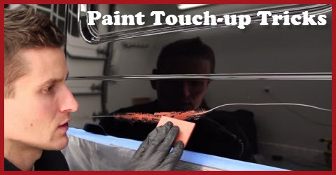car touch up paint tricks gotta go do it yourself