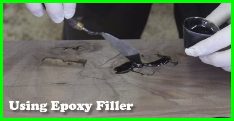 Filling defects in wood with epoxy gotta go do it yourself filling defects in wood with epoxy solutioingenieria Gallery