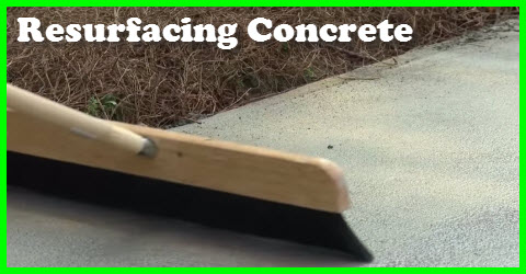 How to resurface a driveway gotta go do it yourself how to resurface a driveway solutioingenieria Images