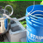 Water Distiller Setup