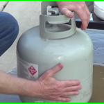 How much propane is left