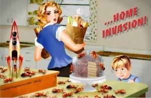 Ants Home Invasion
