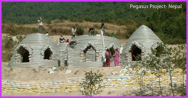 Cal Earth Adobe Project