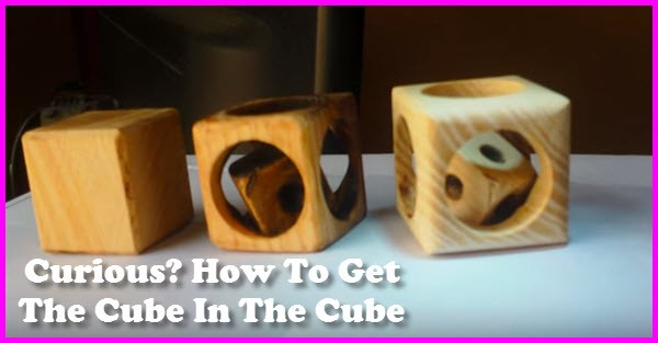 How To Get The Cube In The Cube