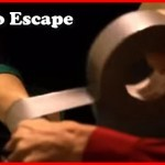how to escape from duct tape