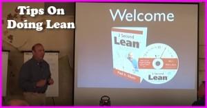 run a lean company