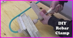 How To Build A Rebar Bar Clamp