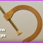 How To Build Wooden C Clamps