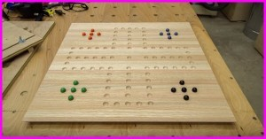 How To Make An Aggravation Board Game