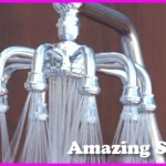 amazing shower head