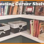 how to build floating corner shelves 2