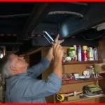 repairing damaged floor joists