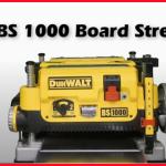BS 1000 Board Stretcher