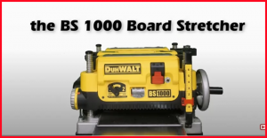 BS 1000 Board Stretcher